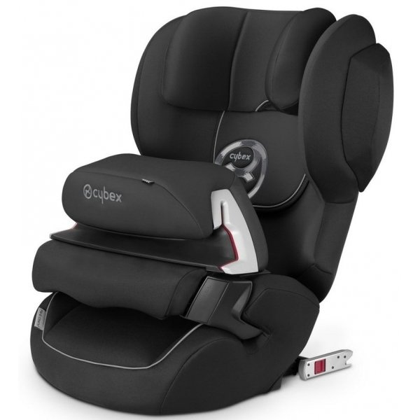 Автокресло Cybex Juno 2-fix, цвет Black Beauty-black