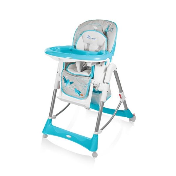 Стульчик для кормления Baby Design Bambi, цвет 05