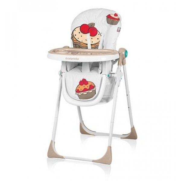 Стульчик для кормления Baby Design Cookie, цвет 09