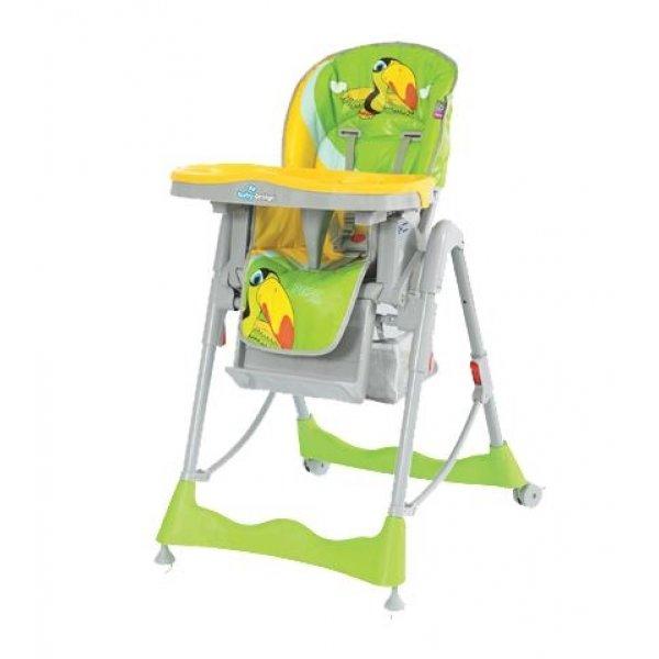 Стульчик для кормления Baby Design Pepe, цвет 04