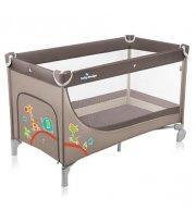 Кровать-манеж Baby Design Simple, цвет 09.14