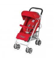Прогулочная коляска Espiro Meyo, цвет красный
