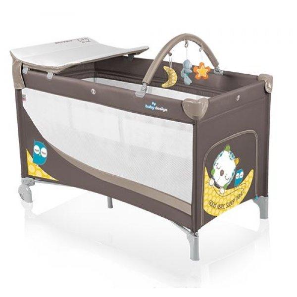 Манеж-кровать Baby Design Dream, цвет 09