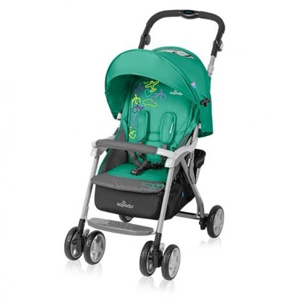Прогулочная коляска Baby Design Tiny, цвет 04.14