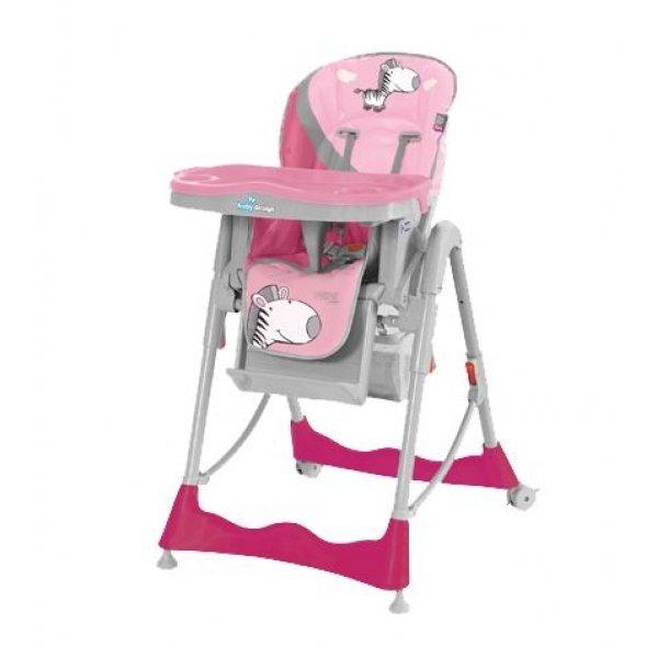 Стульчик для кормления Baby Design Pepe, цвет 08