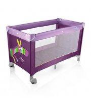Кровать-манеж Baby Design Simple, цвет 06