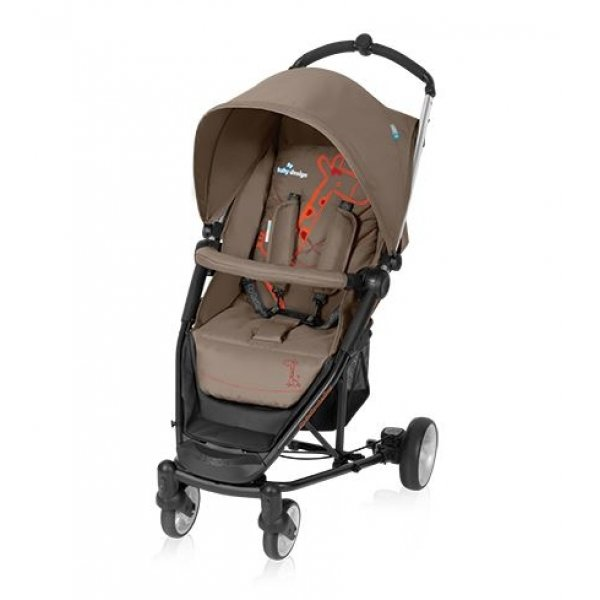 Прогулочная коляска Baby Design Enjoy, цвет 09