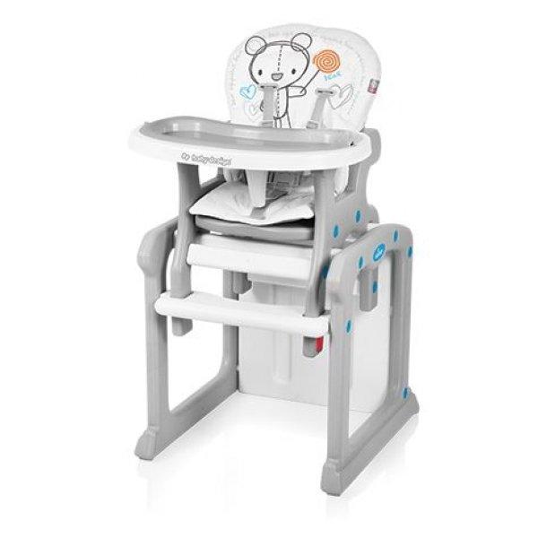 Стульчик для кормления Baby Design Candy, цвет 01