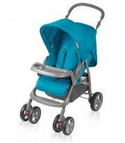 Прогулочная коляска Bomiko Model L, цвет голубой
