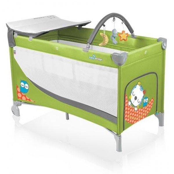 Манеж-кровать Baby Design Dream, цвет 04