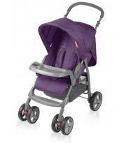 Прогулочная коляска Bomiko Model L, цвет фиолетовый