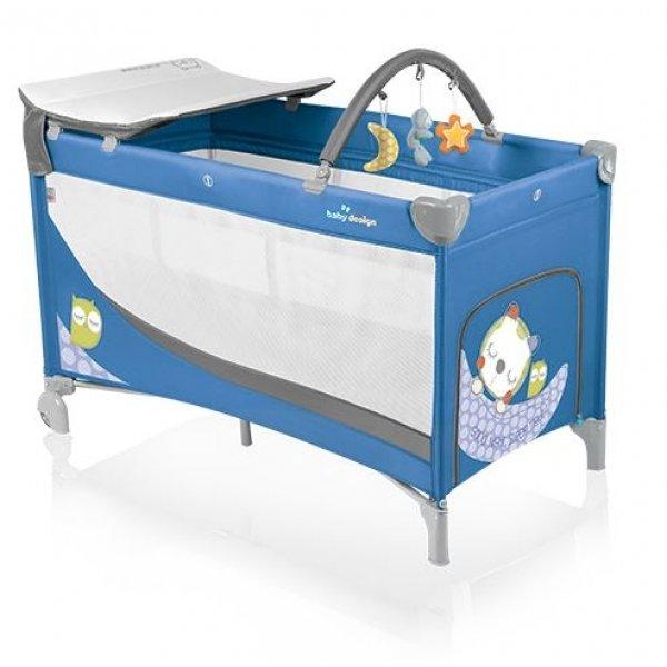 Манеж-кровать Baby Design Dream, цвет 03