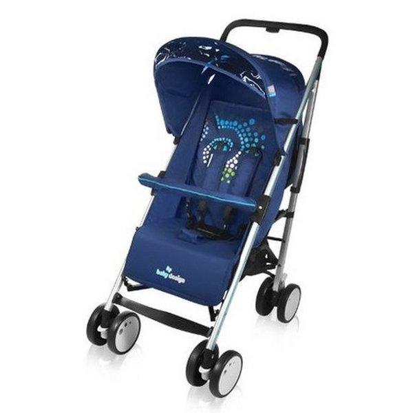 Прогулочная коляска Baby Design Handy, цвет 03