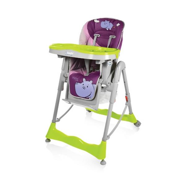 Стульчик для кормления Baby Design Pepe, цвет 06