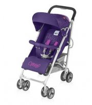 Прогулочная коляска Espiro Meyo, цвет фиолетовый