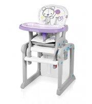 Стульчик для кормления Baby Design Candy, цвет 06