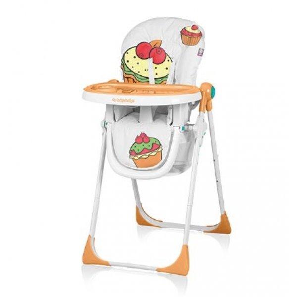 Стульчик для кормления Baby Design Cookie, цвет 01