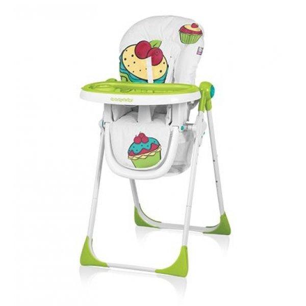 Стульчик для кормления Baby Design Cookie, цвет 04