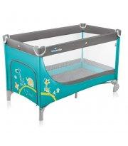 Кровать-манеж Baby Design Simple, цвет 05.14