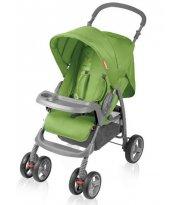 Прогулочная коляска Bomiko Model L, цвет зеленый