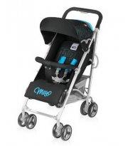 Прогулочная коляска Espiro Meyo, цвет черный