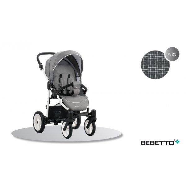 Прогулочная коляска Bebetto RAINBOW (W25)