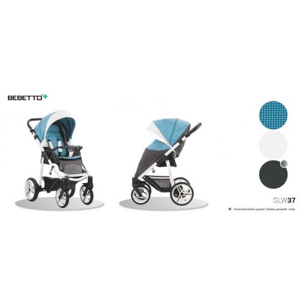 Прогулочная коляска Bebetto NICO (SLW37)