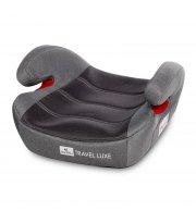 Бустер Lorelli Travel Luxe Isofix (15-36 кг) Черный