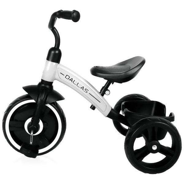 Трехколесный велосипед Lorelli Dallas Белый