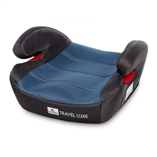 Бустер Lorelli Travel Luxe Isofix (15-36 кг) Синий
