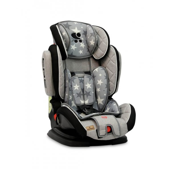 Автокресло Lorelli Magic Premium + sps (9-36 кг) Темно-серый