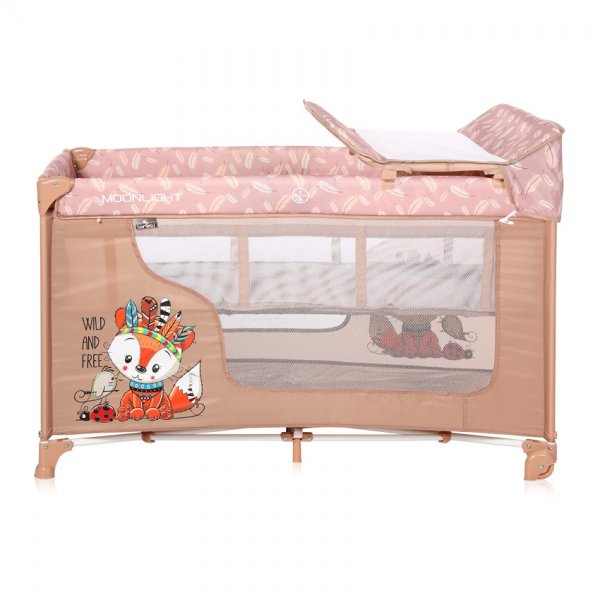 Кровать-манеж Lorelli Moonlight 2L