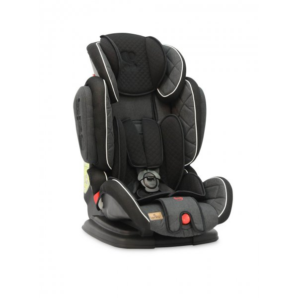 Автокресло Lorelli Magic Premium + sps (9-36 кг) Черный