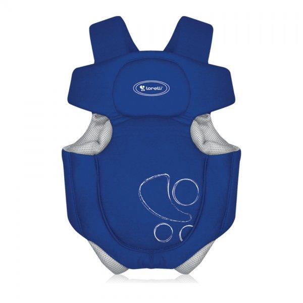 Кенгуру, сумка-переноска Bertoni Traveller Blue