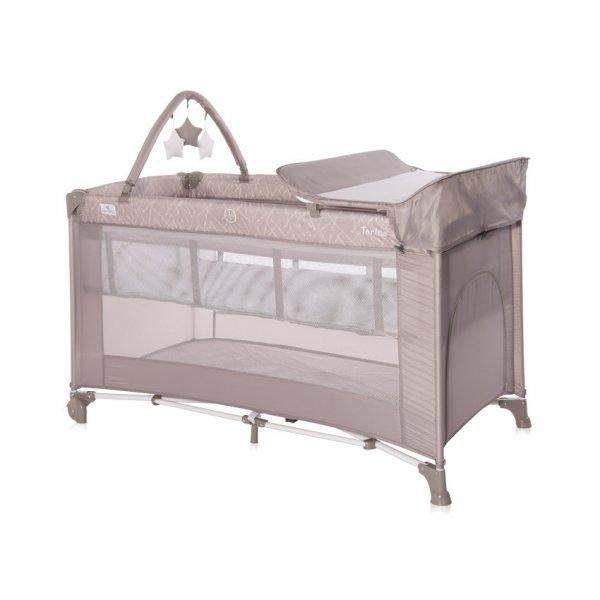 Кровать-Манеж Lorelli Torino 2 Layer Plus Коричневый