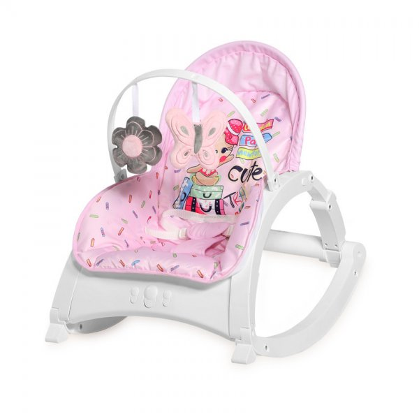 Кресло-качалка Lorelli Enjoy Розовый