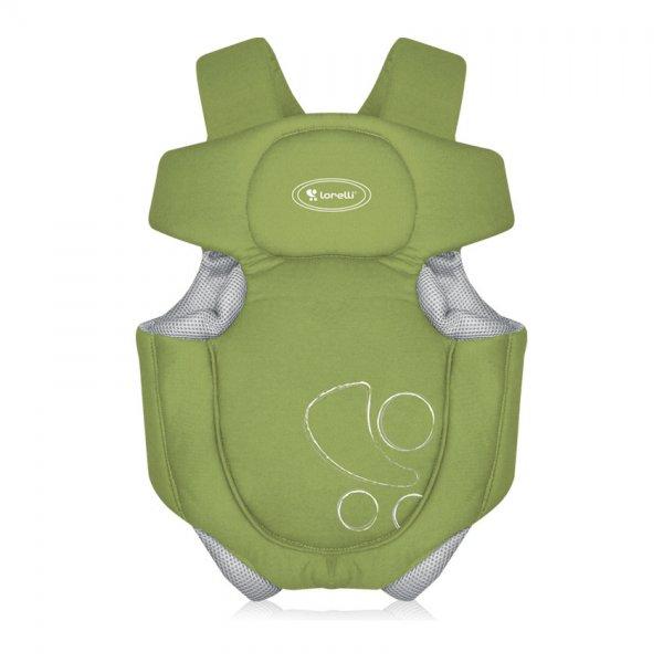Кенгуру, сумка-переноска Bertoni Traveller Green