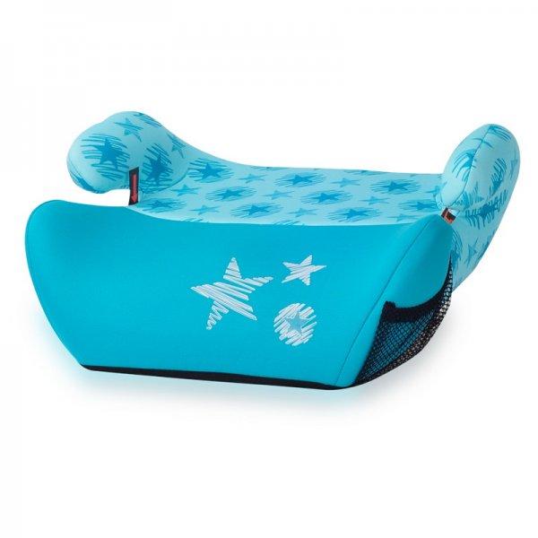 Автокресло бустер Lorelli Easy 15-36 kg aquamarine stars