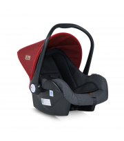 Автокресло Lorelli Lifesaver 0-13Kg Black&Red