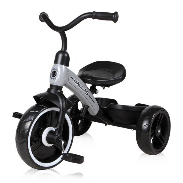 Трехколесный велосипед Lorelli Dallas Серый