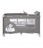 Кровать-манеж Lorelli Moonlight 2L Серый