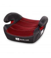 Бустер Lorelli Travel Luxe Isofix (15-36 кг) Красный