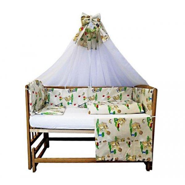 Детская постель Немовлятко без приборника для мелочей