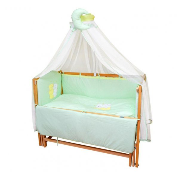 Детская постель Звезда