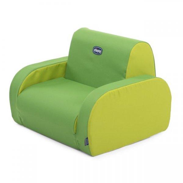 Детское кресло Chicco Twist зеленый (79098.54)