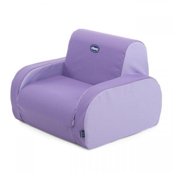 Детское кресло Chicco Twist фиолетовый (79098.67)