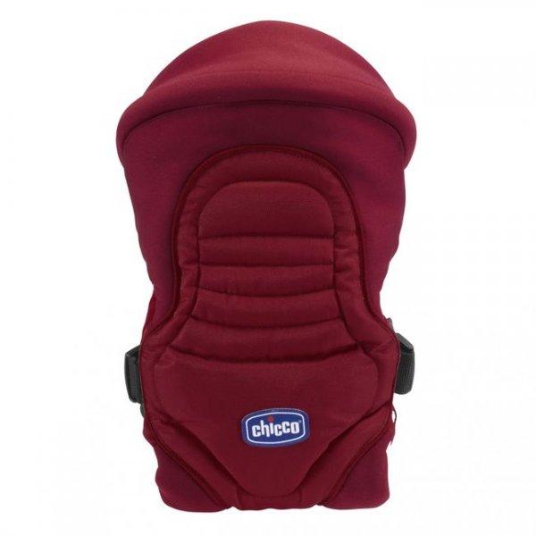 Нагрудная сумка Chicco New Soft&Dream темно-красное (79402.70)