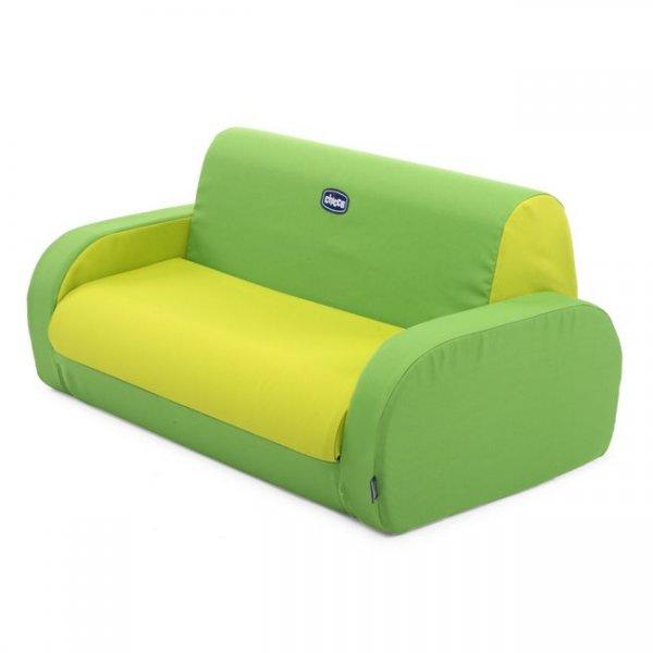 Детское кресло Chicco Twist for Two зеленый (79417.54)