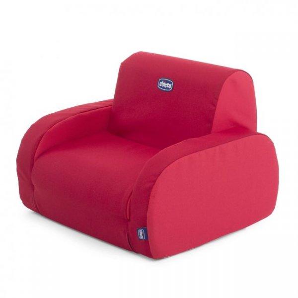 Детское кресло Chicco Twist красный (79098.70)