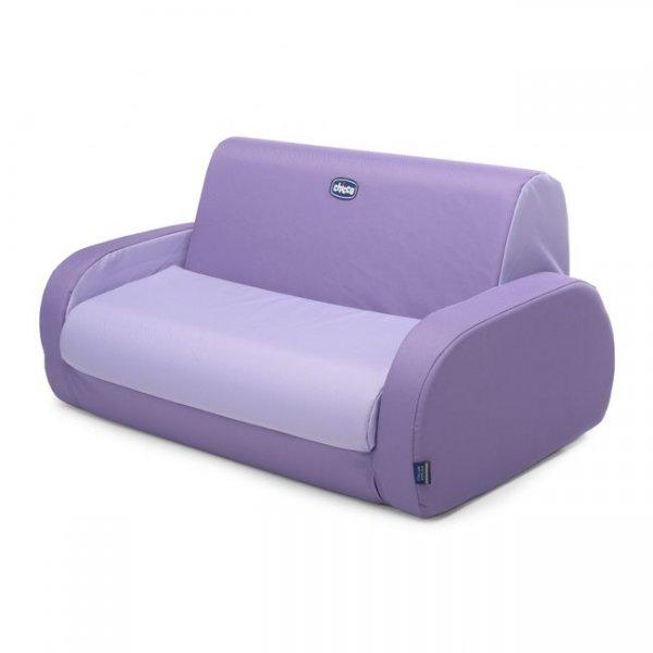 Детское кресло Chicco Twist for Two фиолетовый (79417.67)